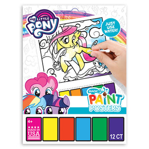 Hasbro My Little Pony Magic Paint-A-Poster