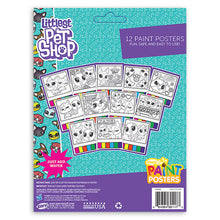 Load image into Gallery viewer, Hasbro Littlest Pet Shop Magic Paint-A-Poster