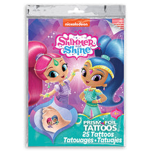 Load image into Gallery viewer, Nickelodeon Shimmer and Shine 25ct bag