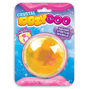 Crystal OozyGoo with Ring