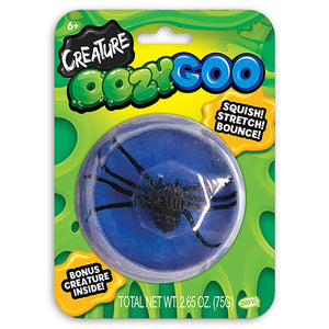 Creature OozyGoo with Spider