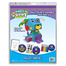Load image into Gallery viewer, 3D Build-A-Puppy Construction Kit