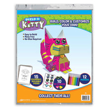 Load image into Gallery viewer, 3D Build-A-Kitty Construction Kit