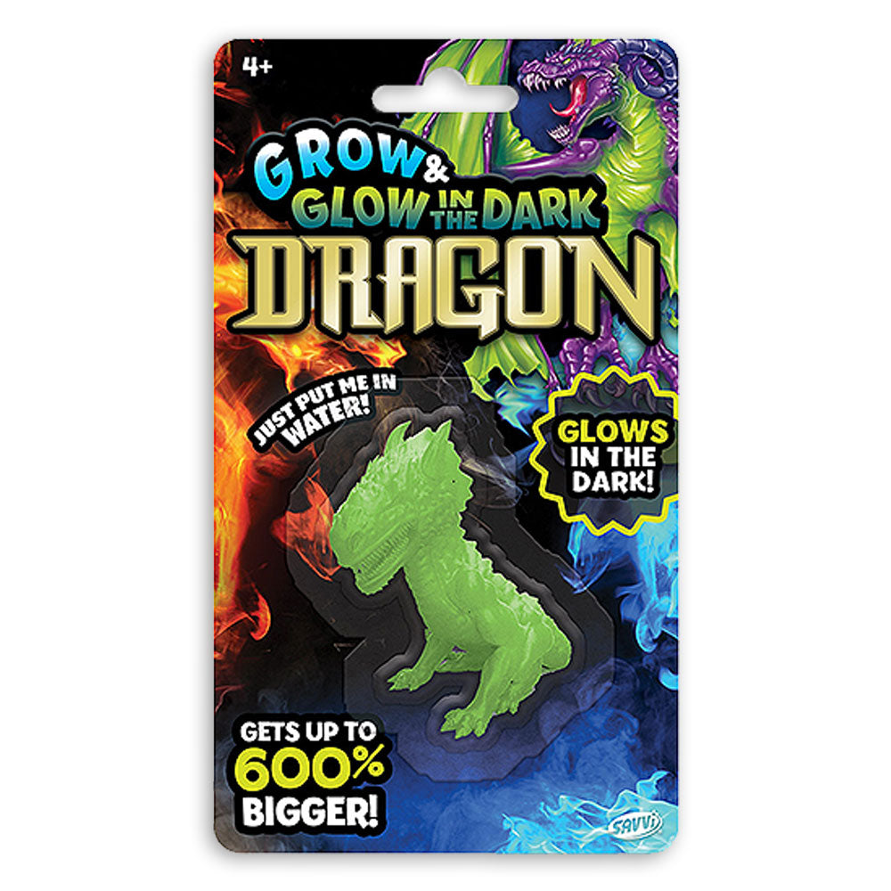 Grow & Glow Dragon Toy