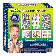 Load image into Gallery viewer, Tattoo Mania Tattoo Activity Kit