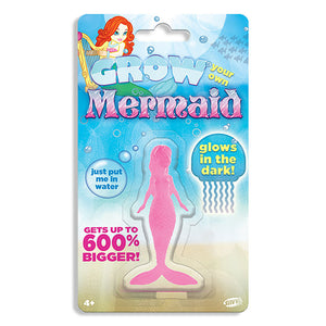 Grow & Glow Mermaid Toy