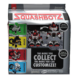 SquashBotz Red Quasarblast Surprise Squash Series 1