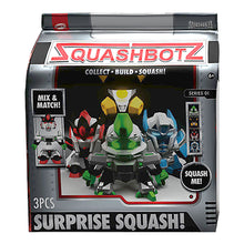 Load image into Gallery viewer, SquashBotz Red Quasarblast Surprise Squash Series 1
