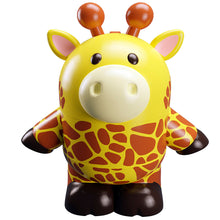 Load image into Gallery viewer, Squashimals Giraffe Patchy Patcherson Surprise Squash Series 1