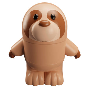 Squashimals Sloth Mr. Slow Pants Surprise Squash Series 1