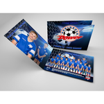 Laminated Portrait and Team Photo Book Upgrade