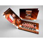 Laminated Portrait and Team Photo Book