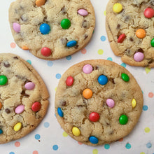 Load image into Gallery viewer, Smarties Chip Cookie mix