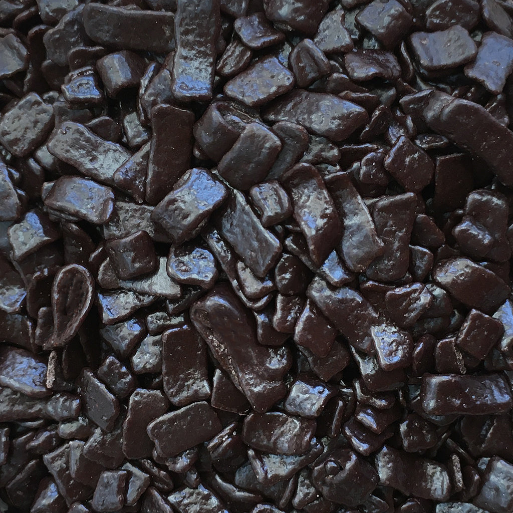 Dark Chocolate Flakes
