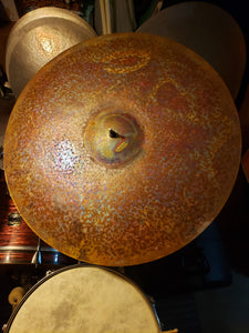 "20"" Turk Jazz Ride MC103"