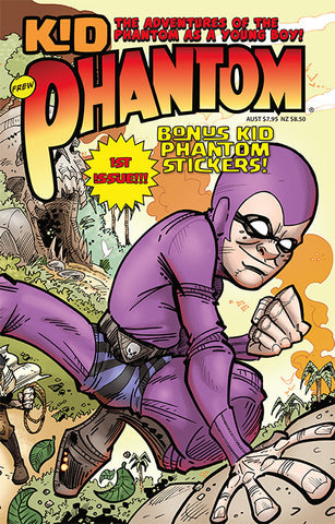 Kid Phantom Issue No 1, 2017