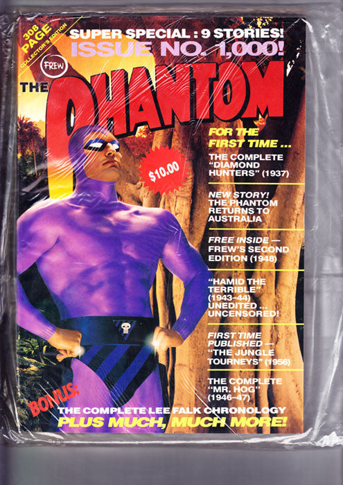 Issue 1000 - Annual 1992