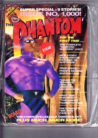 Issue 1000 - Annual Special 1992