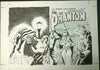 Original Cover Drawing of Antonio Lemos - Issue 1106 + Comic
