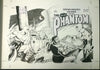 Original Cover Drawing of Antonio Lemos - Issue 1140 + Comic
