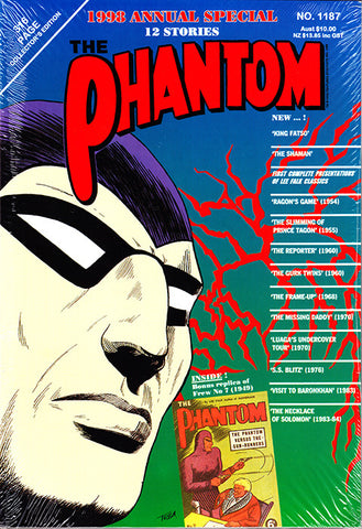 Issue 1187 - Annual, 1998