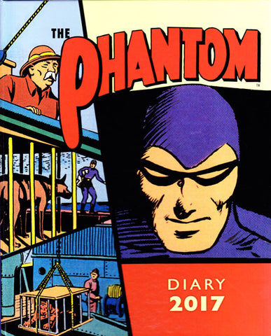 The Phantom Diary 2017 - for collectors!