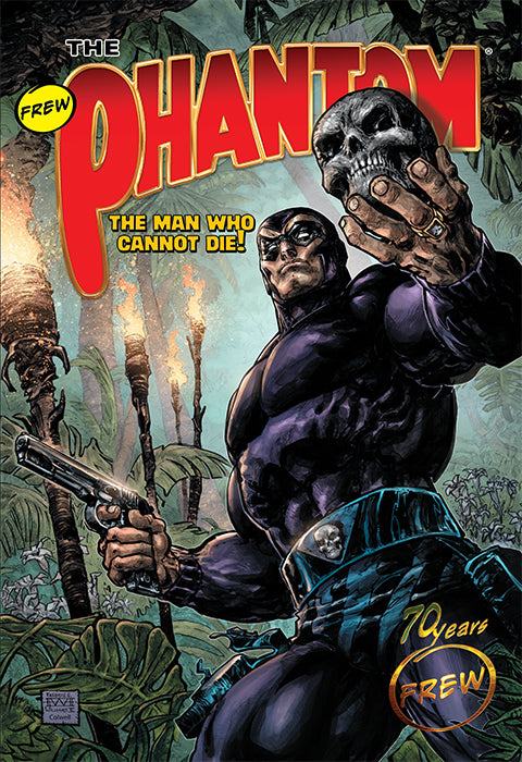 Phantom - 70th Anniversary Trade Paperback #2