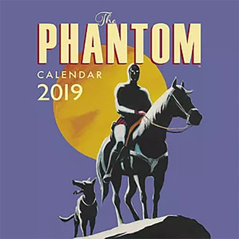 The Phantom Calendar 2019