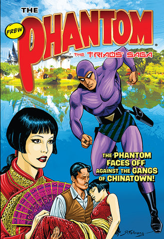 Phantom - The Triads Saga - Trade Paperback #3