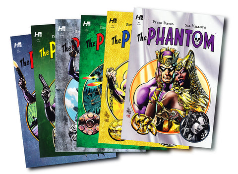 Hermes Press - The Phantom 1-6