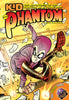 Kid Phantom Issue No 8, 2019 + Phantom's Universe card #21 Fast Shot Farley