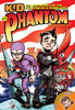 Kid Phantom Issue No 6, 2018 + Phantom's Universe card #17 Young Mandrake