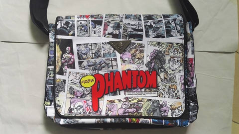 Phantom Messenger Bag