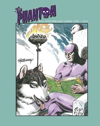 The Phantom's 85th Anniversary Diary 2021