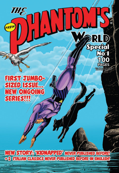 Issue Phantom's World Special No 1, 2017