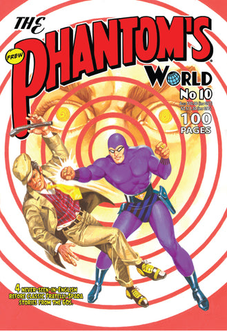 Issue Phantom's World Special No 10, 2019 + Phantom's Universe card #69 Waldo