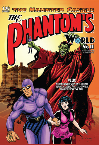 Issue Phantom's World Special No 11, 2020 + Phantom's Universe card #70 Kannusti.