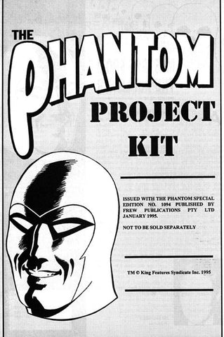 Phantom Project Kit