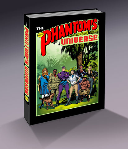 Phantom's Universe Collector's Binder
