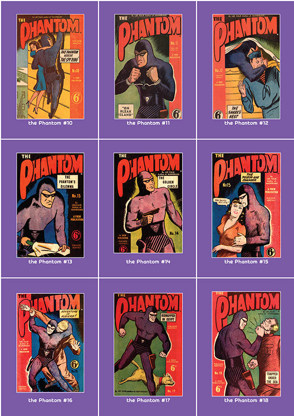 Phantom Philecard #10-18