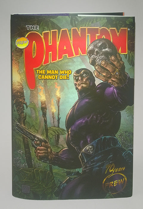 Phantom - 70th Anniversary Hard Cover