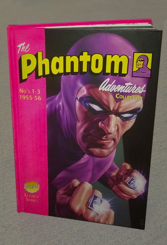 Phantom - Adventures Collection Hard Cover - Legacy Series