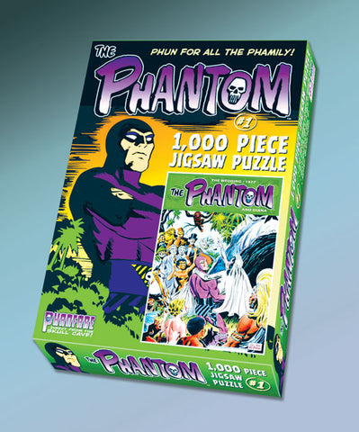 Jigsaw #1 The Phantom Wedding