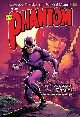 Phantom - Treasures of Drakon -Trade Paperback #4