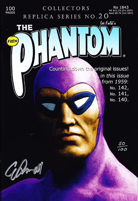 Issue 1843 - Signature Series No 20, 2019