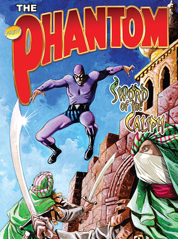 NEW! Phantom - Sword of the Caliph Graphic Novel
