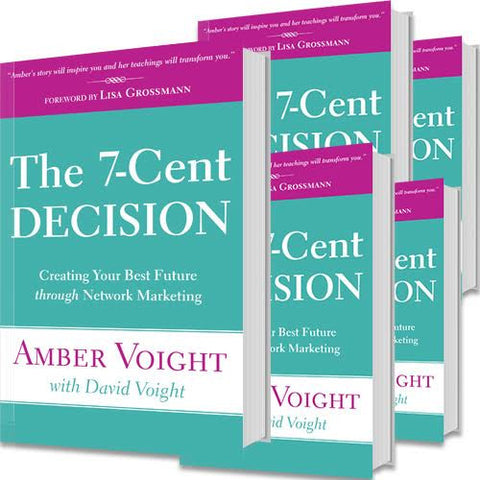 The 7-Cent Decision (5-Pack)