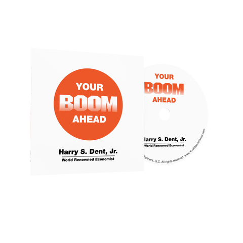 Your Boom Ahead CD