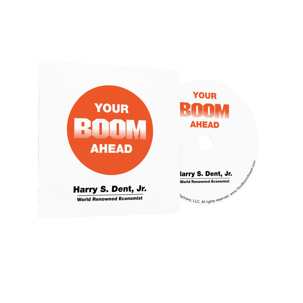 Your Boom Ahead CD (6-Pack)