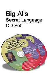 Big Al's Secret Language - The Personality Colors 2 CD Set